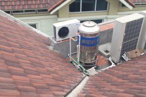 Hình ảnh thực tế Hệ thống Bơm Nhiệt- Heat pumps