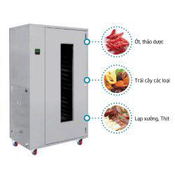Máy sấy tích hợp bơm nhiệt MGS-100B & MGS-100G