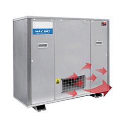 Máy sấy công nghiệp tích hợp bơm nhiệt MGS-300G