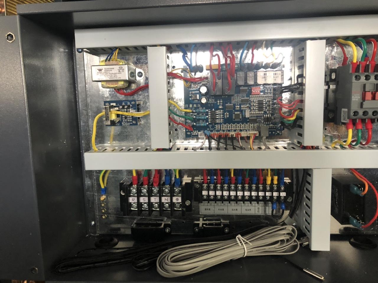 Bộ bo mạch điều khiển máy